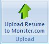upload resume to monster.com