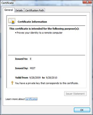 Digital signatures and certificates - Office Support