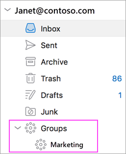 Outlook Groups are available in Office 365!
