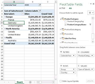 Ediblewildsus  Pleasant Use Multiple Tables To Create A Pivottable  Excel With Magnificent Pivottable Containing Multiple Tables With Amusing Excel Hyperlink Formula Also Excel Keep Leading Zeros In Addition Macros En Excel And Statistics In Excel As Well As Excel Cube Additionally How To Create Line Graph In Excel From Supportofficecom With Ediblewildsus  Magnificent Use Multiple Tables To Create A Pivottable  Excel With Amusing Pivottable Containing Multiple Tables And Pleasant Excel Hyperlink Formula Also Excel Keep Leading Zeros In Addition Macros En Excel From Supportofficecom