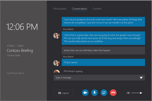 Skype Room Systems Version 2 Help Skype For Business