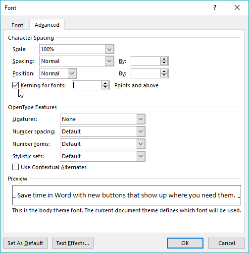 How To Change The Spacing Between Letters Open Office