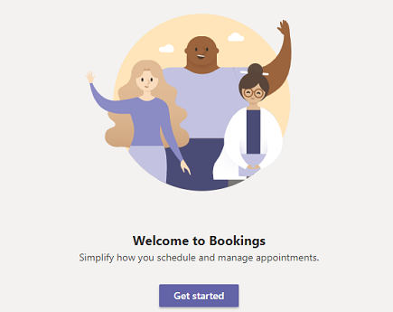 Welcome to Bookings in Microsoft Teams