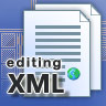 Edit with and XML zip file