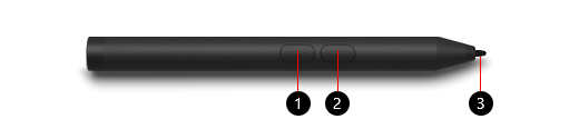 Microsoft Surface Classroom Pen features