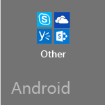 Other Office apps on Android