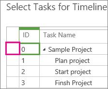 MT04 - Select Task