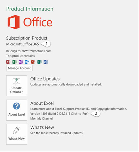office 2016 software protection service