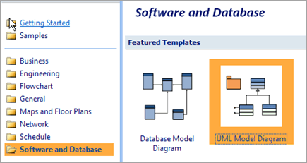 Select Software and Database