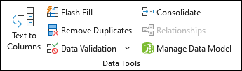 Microsoft Excel'de Veri Doğrulama