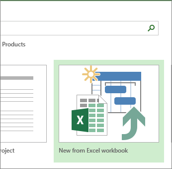 Excel workbook template