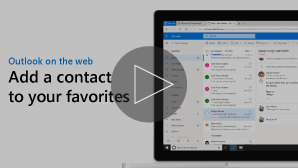 Thumbnail image of add contact video