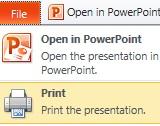 Print command