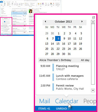 microsoft office tutorials keep a calendar and your appointments