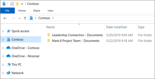 How do I Sync SharePoint (and Teams) Sites with the NEW