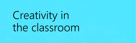 Creativity in the Classroom Courses