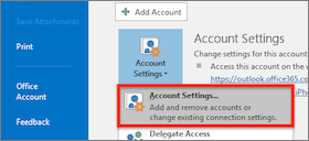windows account settings
