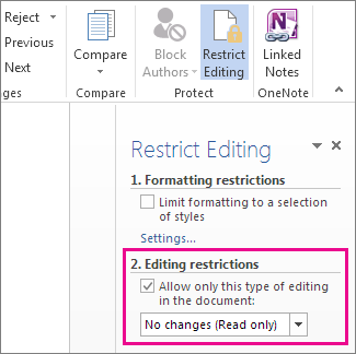 change file from read only excel