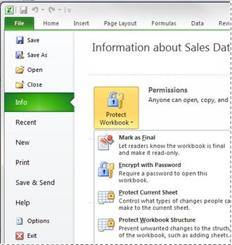 Ediblewildsus  Pleasing Whats New In Excel   Excel With Handsome Info Tab In Backstage View With Cool Sorting Numbers In Excel Also Protect Workbook Excel  In Addition Split Name In Excel And Insert Checkboxes In Excel As Well As Paste Formula Excel Additionally Excel Import Wizard From Supportofficecom With Ediblewildsus  Handsome Whats New In Excel   Excel With Cool Info Tab In Backstage View And Pleasing Sorting Numbers In Excel Also Protect Workbook Excel  In Addition Split Name In Excel From Supportofficecom