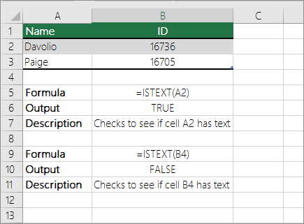 Check if a cell contains text (case-insensitive) - Excel
