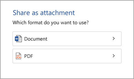Document or PDF