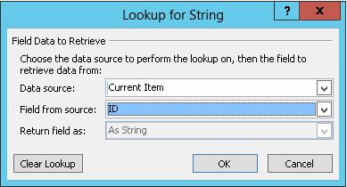 Inserting Hyperlink for List Item 3