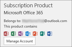 change office 2016 pro key