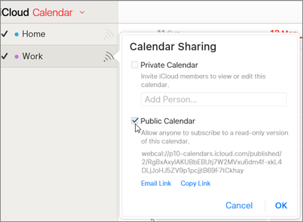 Sync your iCloud calendar with Outlook for Mac - Office Support