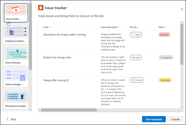 Create A List From A Template Sharepoint