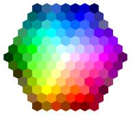Microsoft Office color palate, aka the color-picker