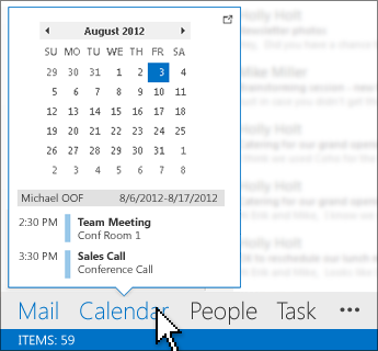 What's new in Outlook 2013 - Outlook