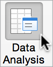 Data Analysis button