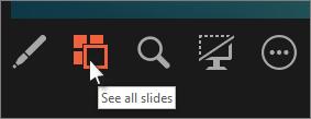 Click Slide Navigator to view all slides