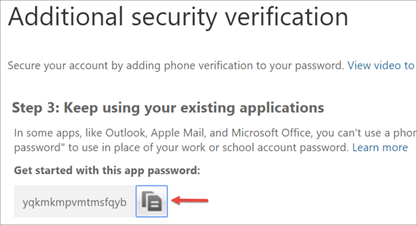 Set up 2-step verification for Office 365 - Office 365