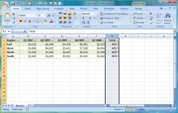 Fixing a #REF! error in a formula