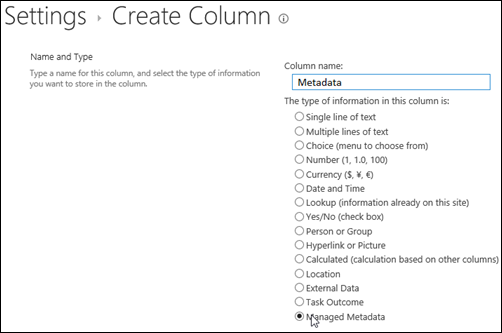 Create a list column