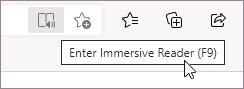 Enter Immersive Reader