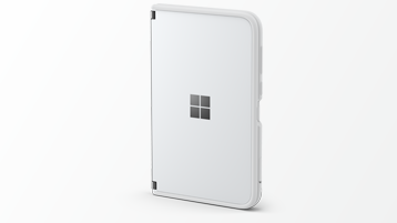 Surface Duo with bumper