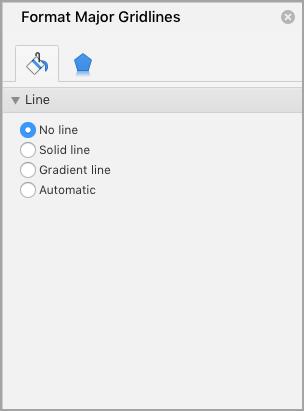 Remove gridlines