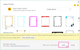 Insert pictures or clip art in Office 2013 - Office Support