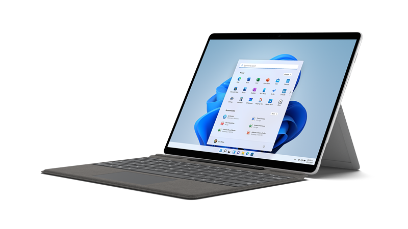 Surface Pro X rendering