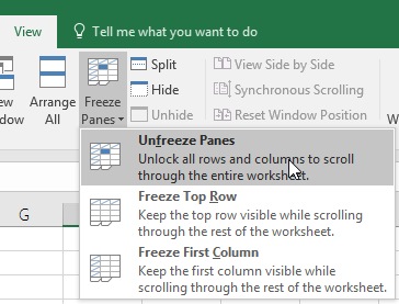 Ediblewildsus  Splendid Freeze Panes To Lock Rows And Columns  Excel With Licious Note If You Dont See The View Tab Its Likely That You Are Using Excel Starter To Learn More About Features That Arent Supported In That Version  With Nice Excel Current Date Formula Also Delete Rows In Excel In Addition Excel Images And Excel Formula List As Well As How To Sort On Excel Additionally Expense Report Template Excel From Supportofficecom With Ediblewildsus  Licious Freeze Panes To Lock Rows And Columns  Excel With Nice Note If You Dont See The View Tab Its Likely That You Are Using Excel Starter To Learn More About Features That Arent Supported In That Version  And Splendid Excel Current Date Formula Also Delete Rows In Excel In Addition Excel Images From Supportofficecom