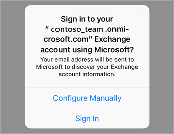 Set up email using the iOS Mail app - Office Support
