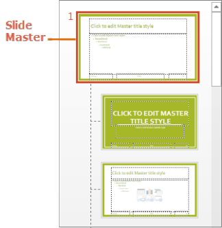 Remove a transparent watermark from your slides powerpoint slide master with layouts toneelgroepblik Choice Image