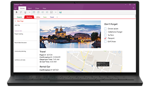 how to create onenote notebook on mac