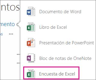 Cuaderno De Informatica Encuestas En Excel