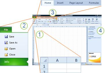 Introducción a Excel Starter - Excel