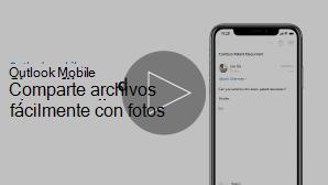 Miniatura de vídeo Compartir archivos: clic para reproducir