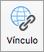 Se muestra el icono de Vínculo.