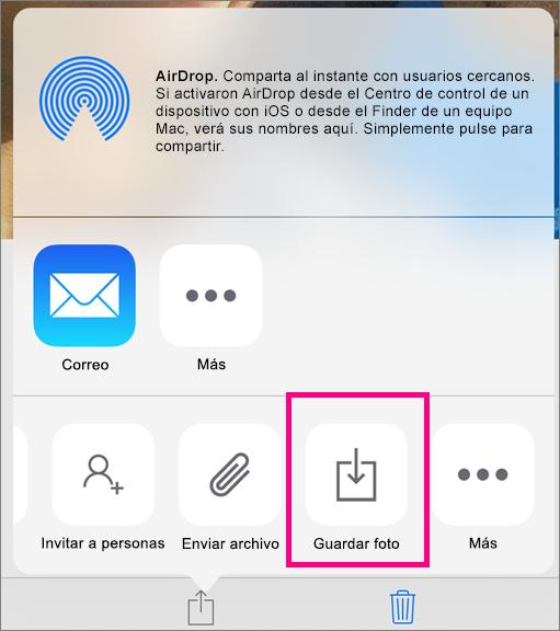 Descarga de OneDrive